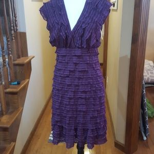 Max Studio new with tags purple dress